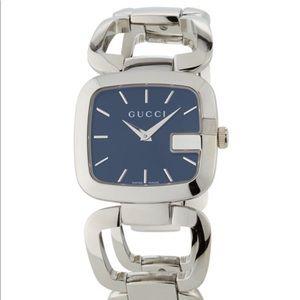 Gucci Bracelet watch blue 😻❤️